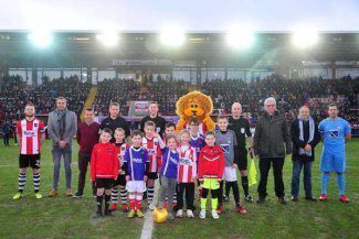 Exeter City Matchball Sponsors