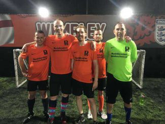 5-A-Side Charity Football Tournament